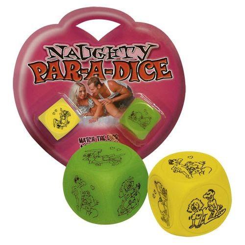 Naughty-Para-Dice dobókockák