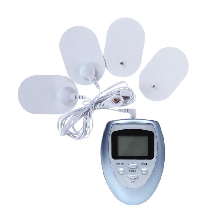 Electro Sex Kit electrostimulációs készlet, 4 db elektródával