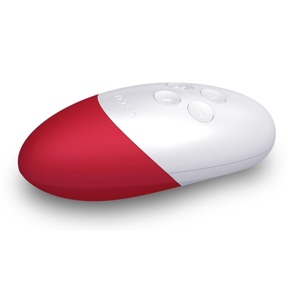 Lelo Siri kézi masszírozó (piros)