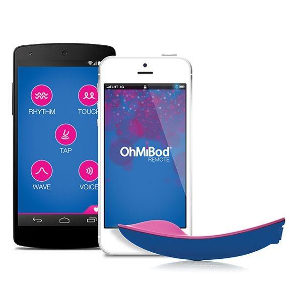 OhMiBod BlueMotion NEX 1 Wi-Fi-s vibrátor