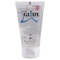 Just Glide Anal vízbázisú síkosító anál használatra (50 ml)