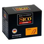 Sico Ribbed 50 db redőzött felületű óvszer