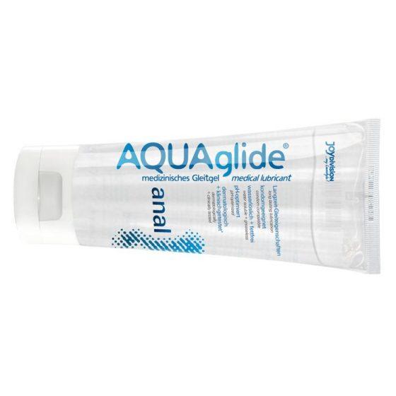 AQUAglide Anal, vízbázisú síkosító anál használatra (100 ml)