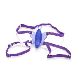 Venus Butterfly Mini felcsatolható klitorisz izgató pillangó (lila)