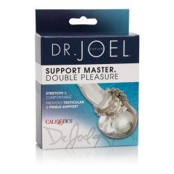 Dr. Joel Support Master kéttagú, ágacskás péniszgyűrű és herepánt