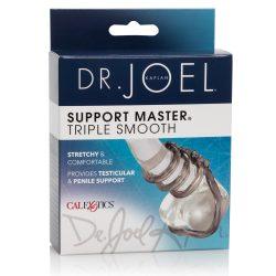 Dr. Joel Support Master háromtagú péniszgyűrű és herepánt