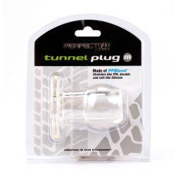 Perfect Fit Tunnel Plug áttetsző fenékdugó (közepes)
