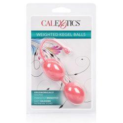 Weighted Kegel Balls gésagolyó páros (rózsaszín)