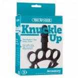 Vac-U-Lock Knuckle Up ököldildó (tartó)
