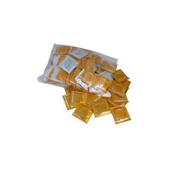 Vitalis Vanilla 100 db arany színű óvszer, vanília aromával !MEGSZŰNT TERMÉK!