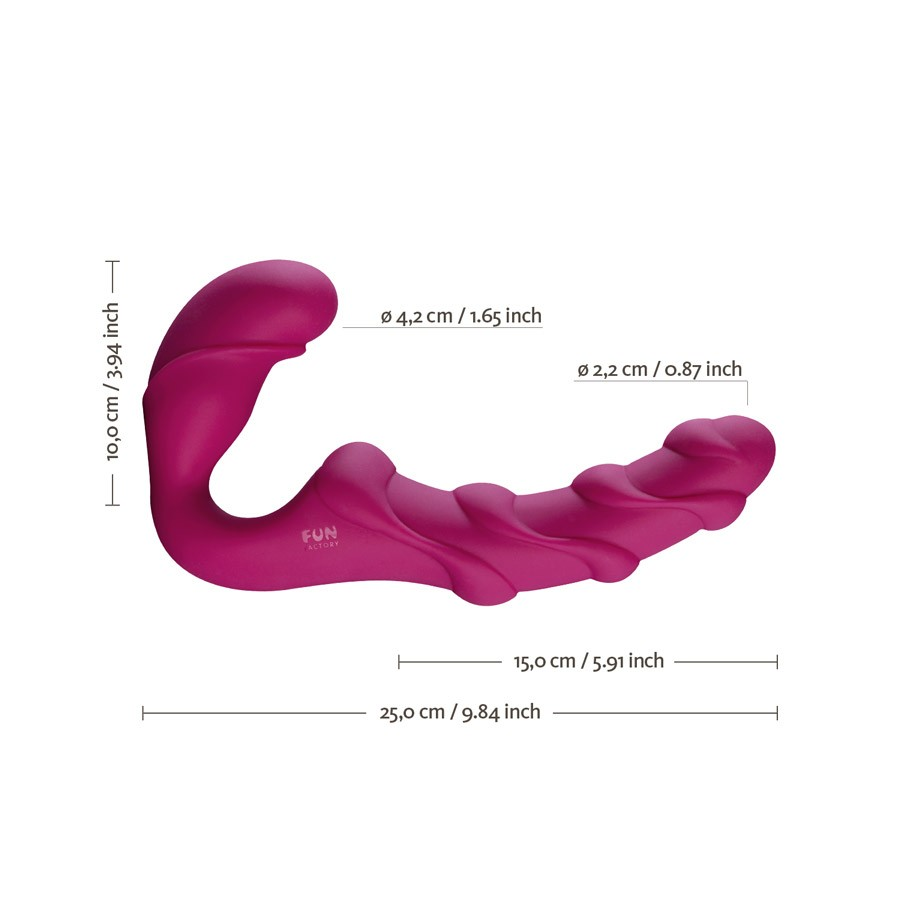 Fun factory share dildo Monet simply
