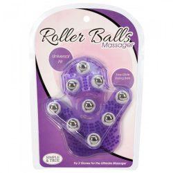 Roller Balls kézre húzható masszírozó