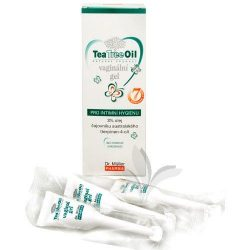 Dr. Müller Teafaolaj intim vaginal gél (7x7,5 ml)