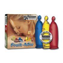 Secura Fruit Mix 24 db gyümölcsízű óvszer