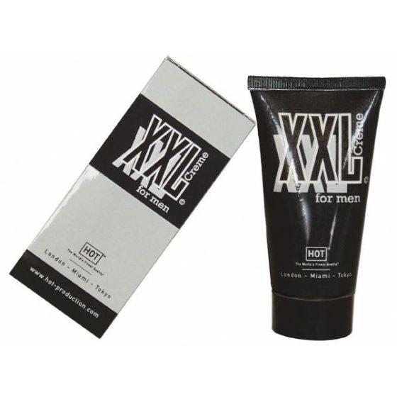 HOT XXL Creme pénisz vitalizáló krém (50 ml)