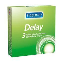 Pesante Infinity (Delay) késleltetős óvszer (3 db)