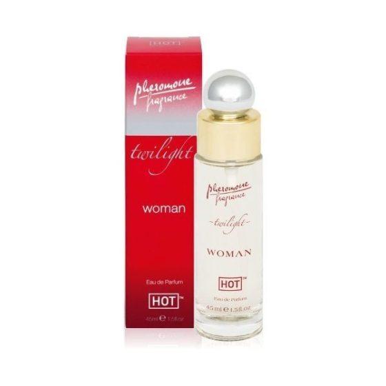 HOT Woman Pheromone Twilight feromon parfüm hölgyeknek (45 ml)