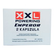 XXL Powering kapszula (2 db)