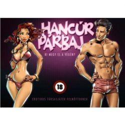 Hancúr Párbaj erotikus társasjáték AJÁNDÉKKAL