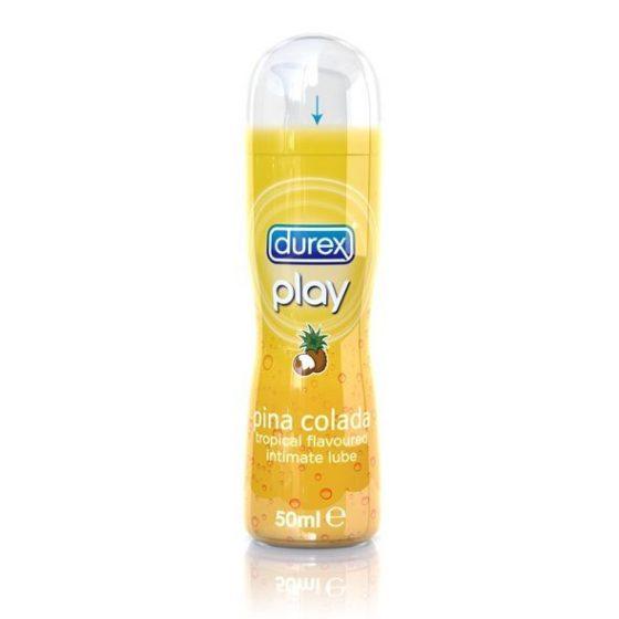Durex Play Piña Colada, vízbázisú síkosító (50 ml) !MEGSZŰNT TERMÉK!