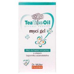Dr. Müller Teafaolaj intim washgél (200 ml)
