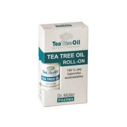 Dr. Müller 100%-os töménységű Teafaolaj golyós stift (4 ml)