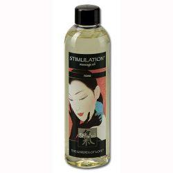 Shiatsu Rose masszázsolaj, rózsa aromával (250 ml)