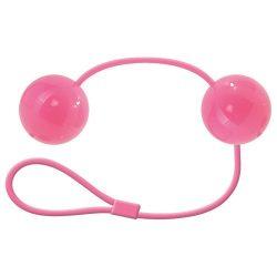 Candy Balls gésagolyó pár (rózsaszín)
