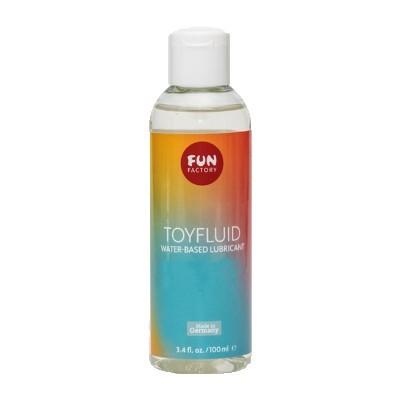Fun Factory Toyfluid vízbázisú sikosító (100 ml)