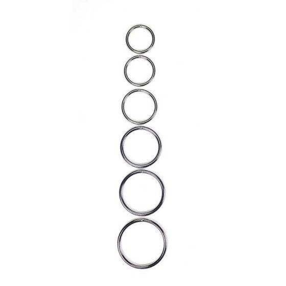 Rimba Fém péniszgyűrű (1 db, vas) !MEGSZŰNT TERMÉK!