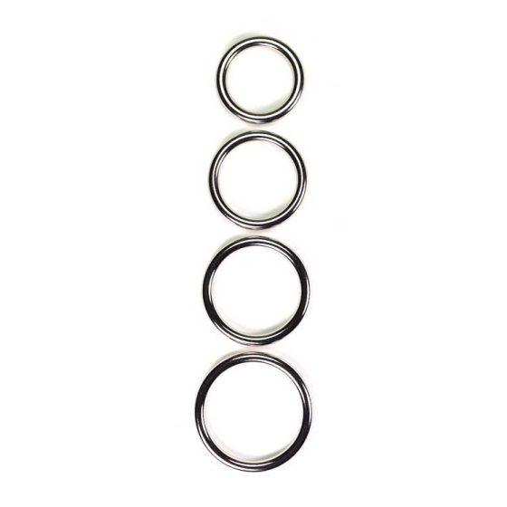 Rimba Fém péniszgyűrű (1 db, cink) !MEGSZŰNT TERMÉK!