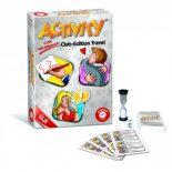 Activity Club-Edition Travel társasjáték felnőtteknek, utazó változat
