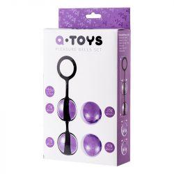 a-toys Pleasure Balls gésagolyó szett