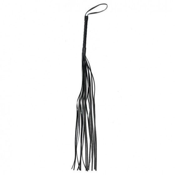 Rimba Tizennégyágú bőrkorbács (65 cm)