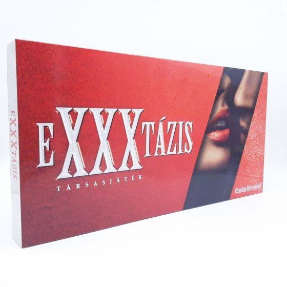 Exxxtázis erotikus társasjáték AJÁNDÉKKAL