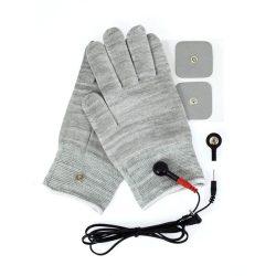 Rimba elektro stimuláló kesztyű, kiegészítőkkel