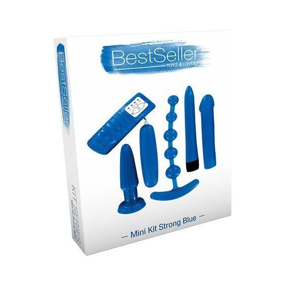 Mini Kit Strong Blue készlet (5 részes)
