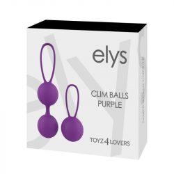 Elys Clim Balls gésagolyó szett
