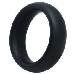 Szilikon péniszgyűrű (M méret)