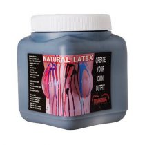 Rimba Folyékony latex, fekete (500 ml)