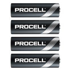 Duracell Industrial tartós AAA miniceruza elem (4 db)