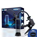 Boost PSX007 pisztoly típusú péniszpumpa (áttetsző)