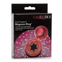 Dual Support Magnum Ring here- és péniszgyűrű