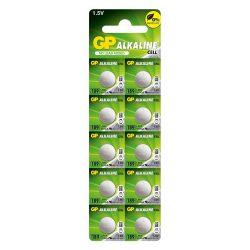 Camelion LR54 alkáli gombelem (1 db)