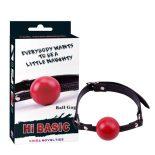 Hi Basic Ball Gag golyós szájpeckelő