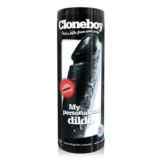 Cloneboy péniszmásoló készlet (fekete bőr)