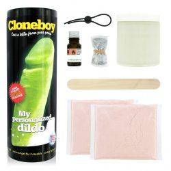Cloneboy péniszmásoló készlet (fluoreszkáló)