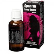 Spanish Love Drops vágyfokozó csepp (30 ml)