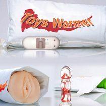 Toyswarmer elektromos játékszer melegítő