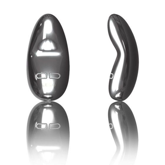 Lelo YVA klitorisz izgató vibrátor (acél) !MEGSZŰNT TERMÉK!